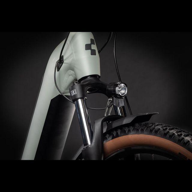 CUBE Nuride Hybrid Performance 625 Allroad 2021 sähköpyörä
